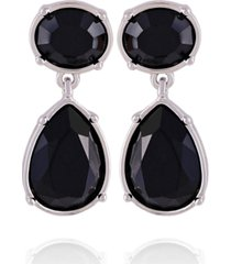 t tahari women's fashionable florals post drop earring