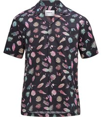 skjorta printed resort shirt s/s