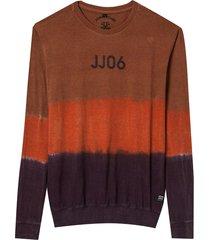 camiseta john john dye masculina (sudan brown, gg)