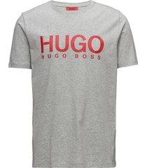 dolive t-shirts short-sleeved grå hugo