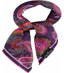 royal women's paisley scarf
