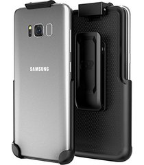 samsung galaxy s8 belt clip holster - case free design (by encased)