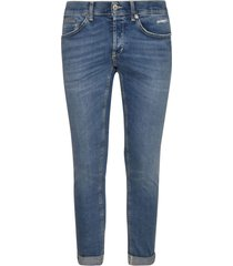dondup fitted jeans