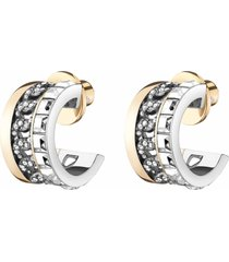 women's demarson portia crystal chain earrings