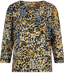 top met bloemenprint alta  multi