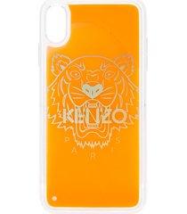 kenzo tiger iphone xs max case - orange