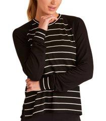 alala breeze striped sweatshirt