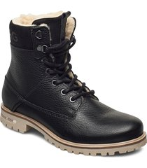 kenna hgh tmb w shoes boots ankle boots ankle boot - flat svart björn borg