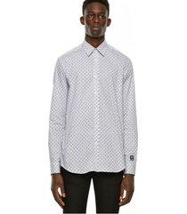 camisa s riley ka shirt blanco diesel