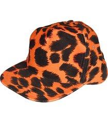 r13 leopard print cap