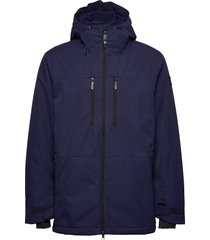 pm phased jacket outerwear sport jackets blauw o'neill