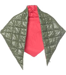 k-way shawls