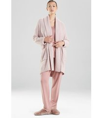 natori aura cardigan top, women's, size m