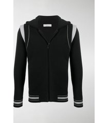 givenchy paneled hoodie
