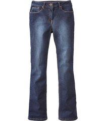 bio-jeans bootcut, casual blue 46/l32