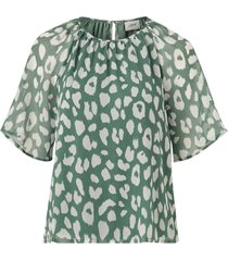 blus jdysally s/s top wvn