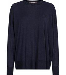 tommy hilfiger desert sky cotton sweater
