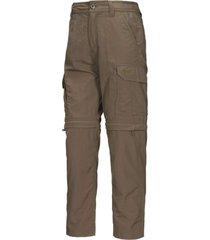 pantalon wilder q-dry cargo pants café pardo lippi