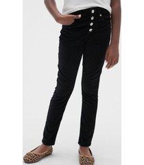 jeans jegging negro gap