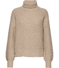 greger sweater stg turtleneck coltrui beige iben