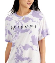 hybrid juniors' friends-graphic t-shirt dress
