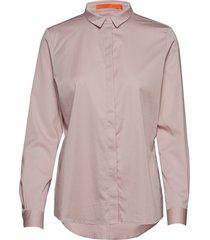 regular shirt overhemd met lange mouwen roze coster copenhagen
