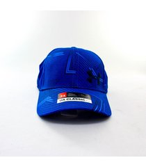 gorra under armour 1291857-401 airvent  - azul