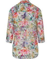 blouse van peter hahn multicolour