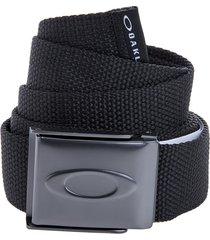 cinturón  negro oakley