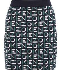 kenzo branded skirt