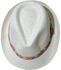 sombrero blanco donadonna lucia