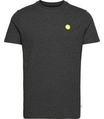 timmi recycled cotton t-shirt t-shirts short-sleeved svart kronstadt