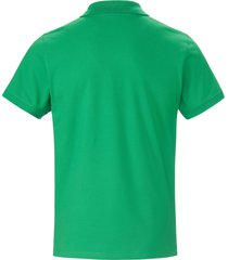 poloshirt korte mouwen van gant groen