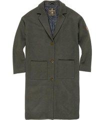 chaqueta bonnie coat verde element