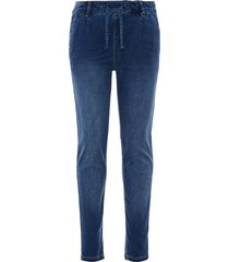 jeans zachte regular fit trekkoord
