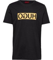 dicagolino202 t-shirts short-sleeved svart hugo