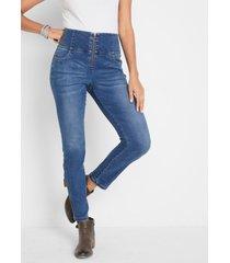 corrigerende jeans, slim, 7/8