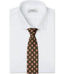 cravatta su misura, lanieri, business verde, quattro stagioni | lanieri