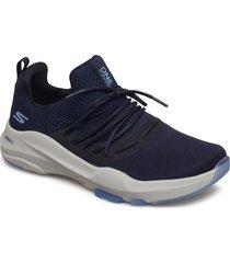 mens element ultra sneakers skor blå skechers
