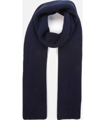 polo ralph lauren men's merino wool scarf - piper navy