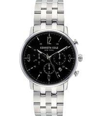 dress sport stainless steel bracelet watch