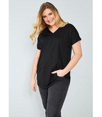 shirt sara lindholm zwart