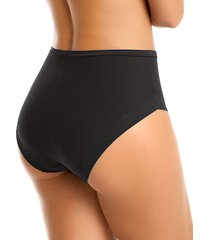 panty panty control suave negro leonisa 012499