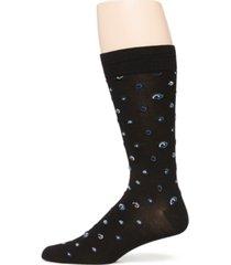 perry ellis portfolio men's patterned socks