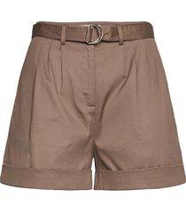 dakota shorts 13130 shorts chino shorts brun samsøe samsøe