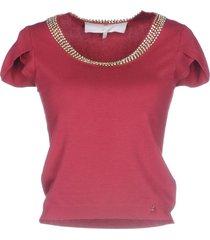 elisabetta franchi gold sweaters
