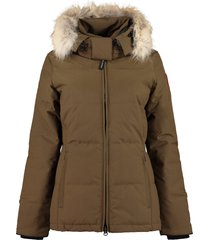 canada goose chelsea hooded parka