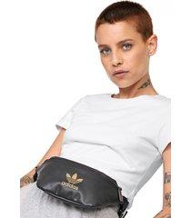 pochete adidas originals waistbag preta