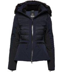 cristal jacket fodrad jacka blå 8848 altitude
