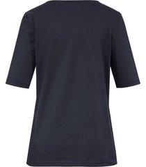 shirt met korte mouwen van green cotton blauw